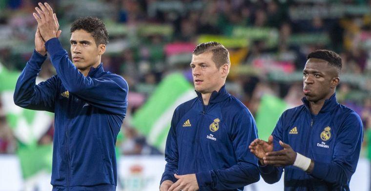 Real Madrid volgt voorbeeld Barça: Hazard en co staan vrijwillig salaris af