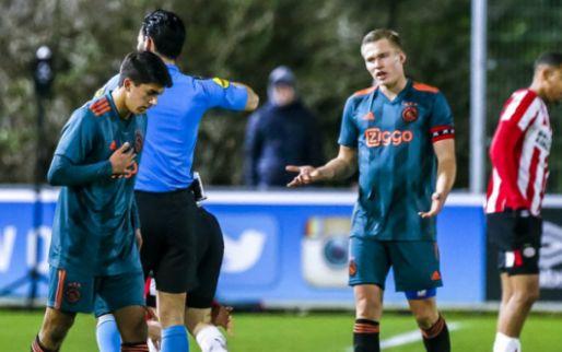Ajax-Amerikaan (18) gaat vertrekken: 'meerdere grote clubs' geïnteresseerd