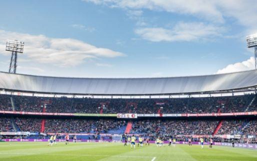 Plan voor 'goedkope' modernisering De Kuip: derde ring op Feyenoord-stadion