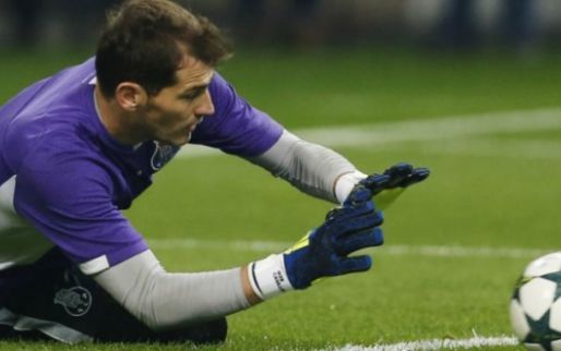 Afbeelding: Casillas: 'De redding tegen Robben in de WK-finale was m'n mooiste ooit'