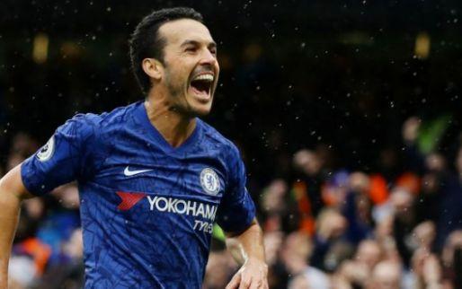 Pedro verlaat Chelsea en gaat concurrentiestrijd aan met Kluivert