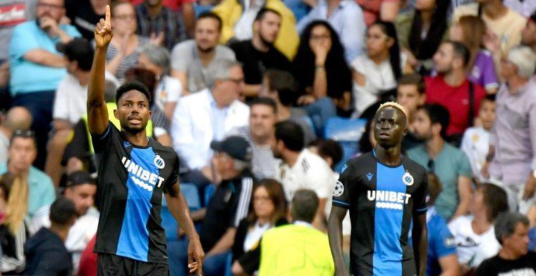 'Buitenlandse clubs voeren hevige strijd voor twee goudhaantjes van Club Brugge'