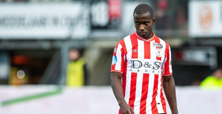 Sparta strikt 'verdediger met Eredivisie-ervaring' langer: 'Ontwikkelt zich goed'