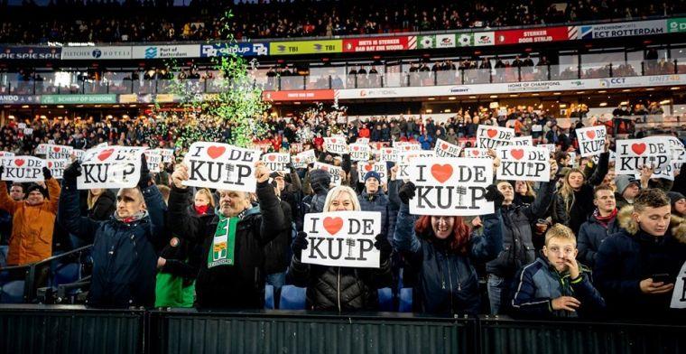 Feyenoord maakt inhaalslag met moderne Kuip: 43 miljoen euro spelersbudget