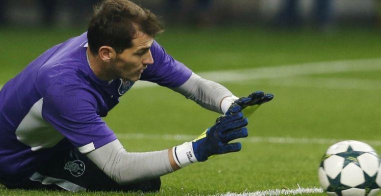 Casillas: 'De redding tegen Robben in de WK-finale was m'n mooiste ooit'