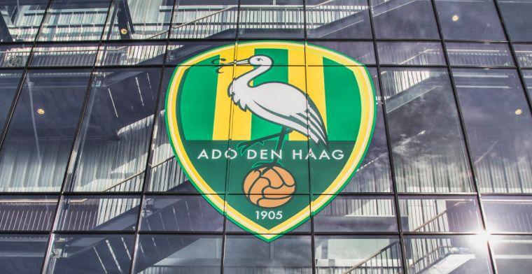 ADO-spandoek beklad, Ajax-fans nemen afstand: Het is gewoon schandalig