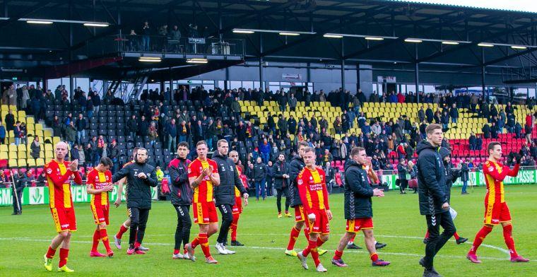 Mogelijk verbod op wedstrijden: 'KNVB-besluit komt echt veel te vroeg'