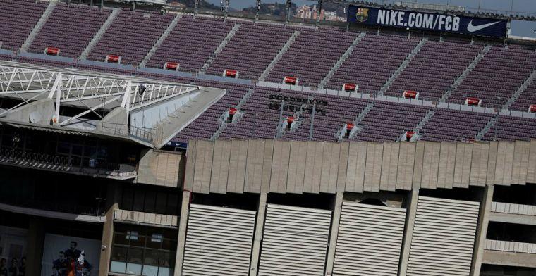 Barça-bom barst: 'Ik zou gelekt hebben en kritiek geleverd hebben: niets van waar'