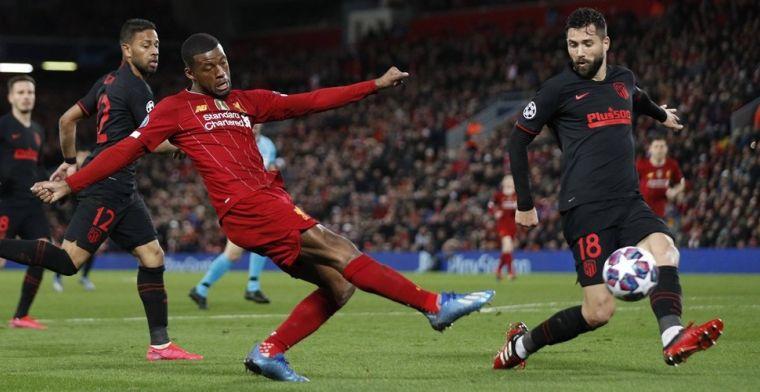 Gerucht in Italië: 'Wijnaldum kan Liverpool verlaten voor avontuur in Serie A'