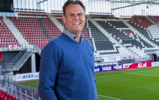 'AZ voelt zich gebruikt door Gudde, net als Ajax en PSV: Eenhoorn klaar met KNVB'
