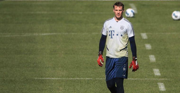 BILD: Neuer (34) eist megacontract en jaarsalaris boven de 20 (!) miljoen