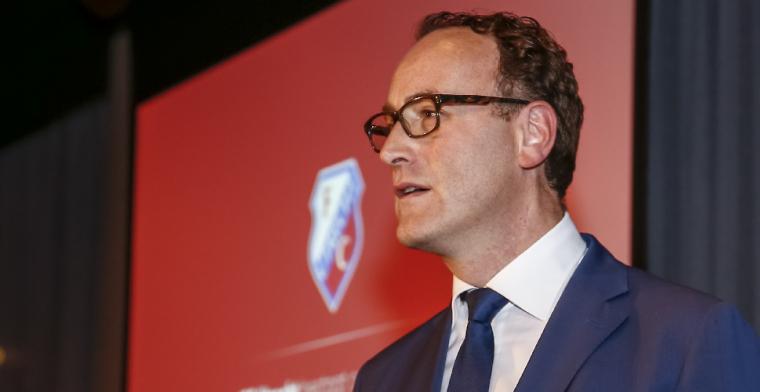 FC Utrecht weigert af te wachten: 'Gedachten delen met andere clubs'