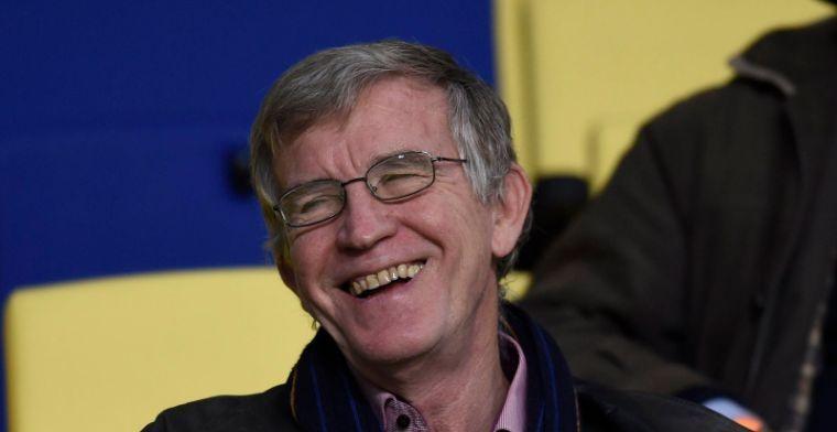 Duchâtelet niet te spreken over Pro League: 'Ze kijken beter eens naar Amerika'