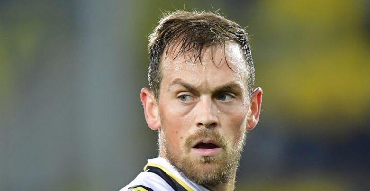 Anderlecht zet knapste doelpunten van De Sutter op een rijtje in eresaluut