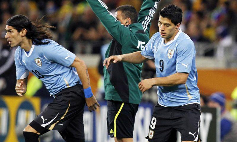 Afbeelding: 'El Loco' wilde Suárez weer naar Uruguay halen: 'Hij zou met z'n vrouw overleggen'