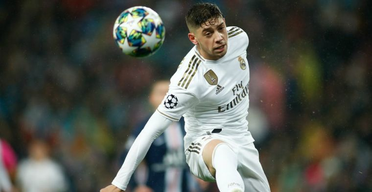 'Federico kan op het middenveld net zo belangrijk worden als Ramos in de defensie'