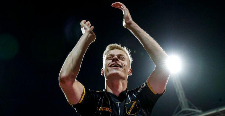 'NAC wil onderste uit de kan en slaat miljoenenbiedingen van AZ en FC Utrecht af'
