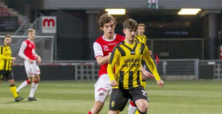 'Ex-jeugdproduct van Anderlecht krijgt een onvoldoende bij Lierse'