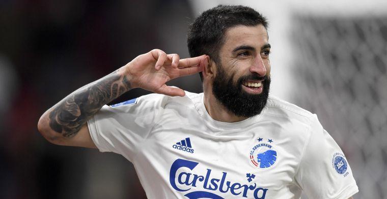 UEFA deelt opmerkelijke schorsing uit: drie Europese duels na vloeren agent