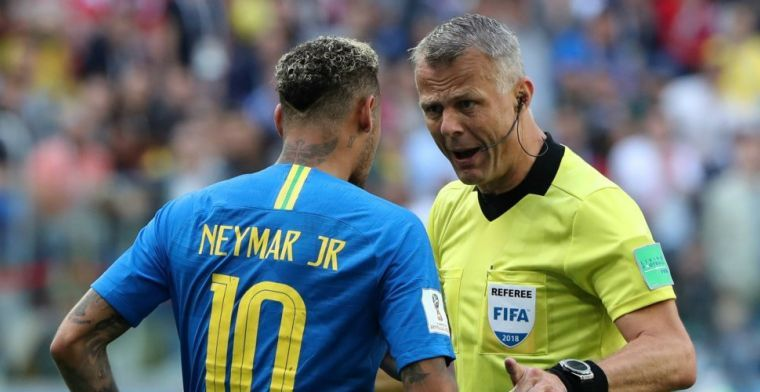Kuipers geconfronteerd met Neymar-beelden: Wij worden nooit meer vrienden