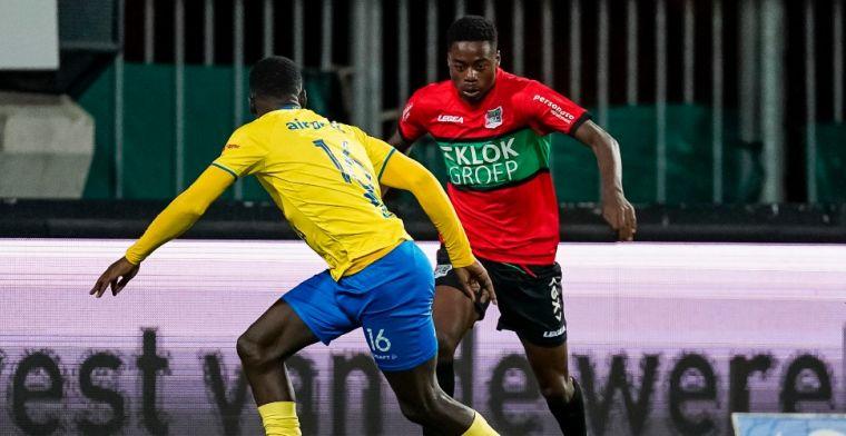 'NEC-aanvaller Musaba in zomer mogelijk naar Duitsland: topclub toont interesse'