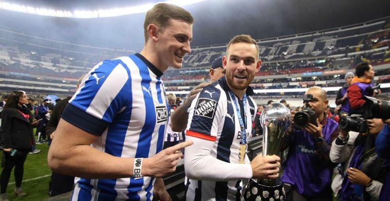 Janssen over Monterrey: 'Nee, beter dan de Eredivisie, naar mijn mening'