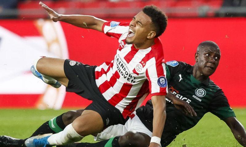 Afbeelding: 'PSV onderhandelt nog met Matusiwa: concurrentie voor Groningen-speler neemt toe'