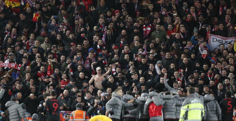 Hoop op onderzoek naar Liverpool - Atlético Madrid: Heel interessant