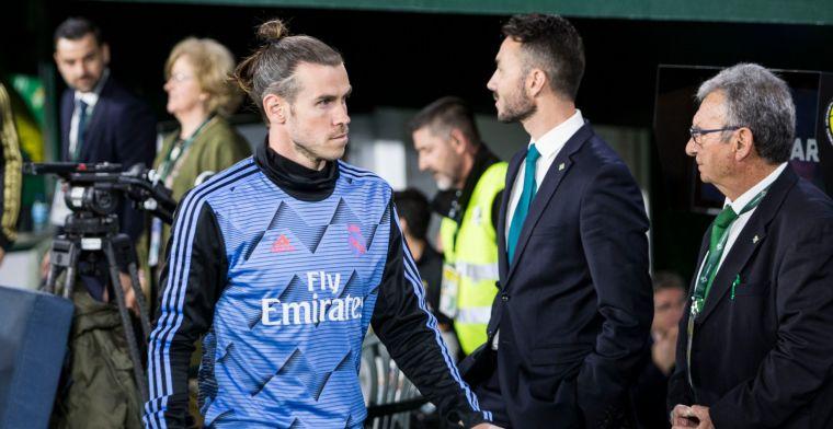 'Real Madrid zet Bale en vijf anderen op transferlijst: 120 miljoen euro het doel'
