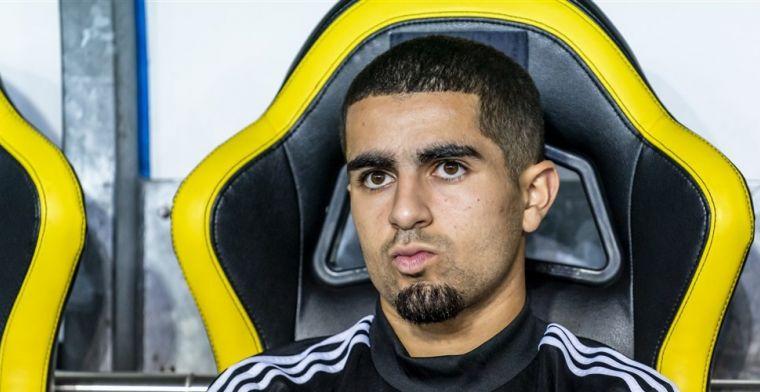 Azarkan (18) verlaat Feyenoord mogelijk voor Bundesliga: 'Er is belangstelling'