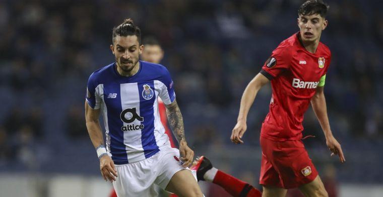'PSG nadert akkoord van 25 miljoen voor linksachter van FC Porto'