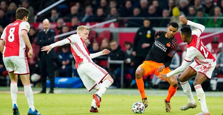 'Overvolle Eredivisie-kalender dreigt: kerstvoetbal, 20 clubs bijna onmogelijk'