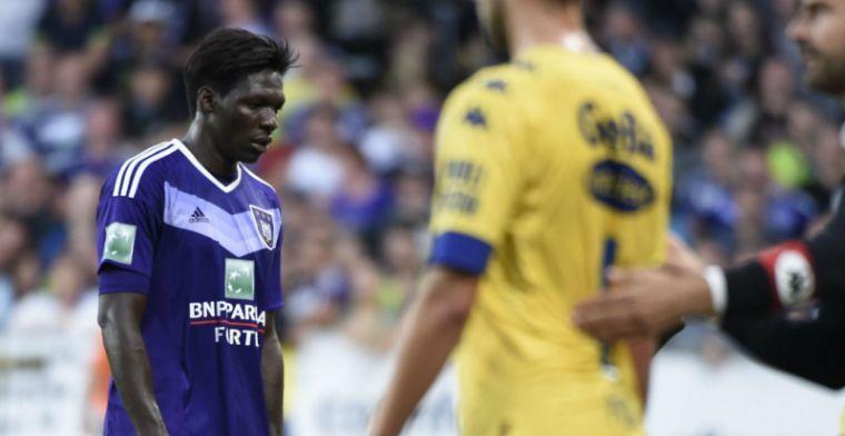 N'Sakala spreekt over terugkeer naar Anderlecht: Dat is een goed idee