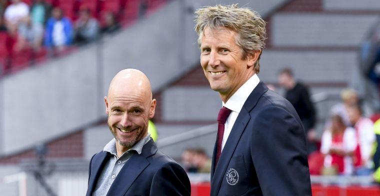 Ajax en Van der Sar overwegen salarisoffer: 'Boodschap Rutte kwam als mokerslag'