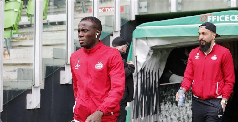 'Bruma (PSV) voor drie miljoen euro opgelicht door zijn beste vriend'