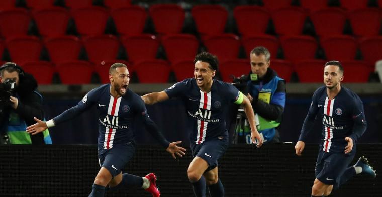 PSG moet thuishaven buiten Frankrijk zoeken bij Champions League-herstart