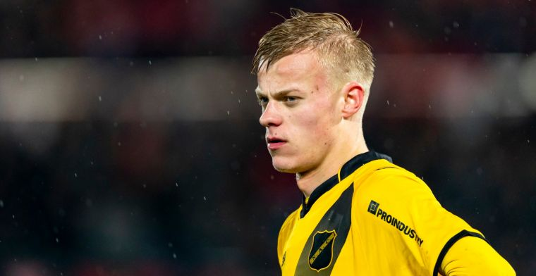Eredivisie-transfer in de maak: 'Er is veel interesse, ik hoop op een grote club'