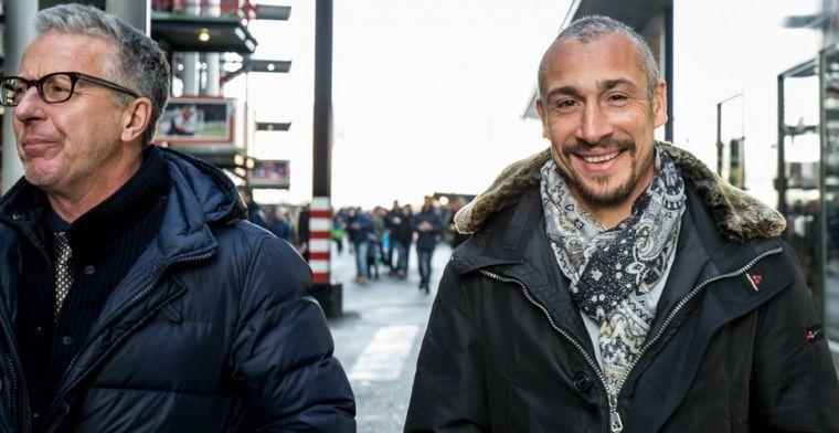 Nederlandse enclave met o.m. Bergkamp, Cocu en Kuyt wil ploeg overnemen'