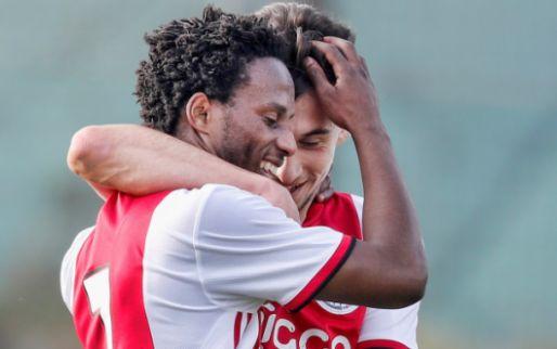 Afbeelding: Milan en Grasshoppers melden zich voor Jong Ajax-duo met aflopend contract