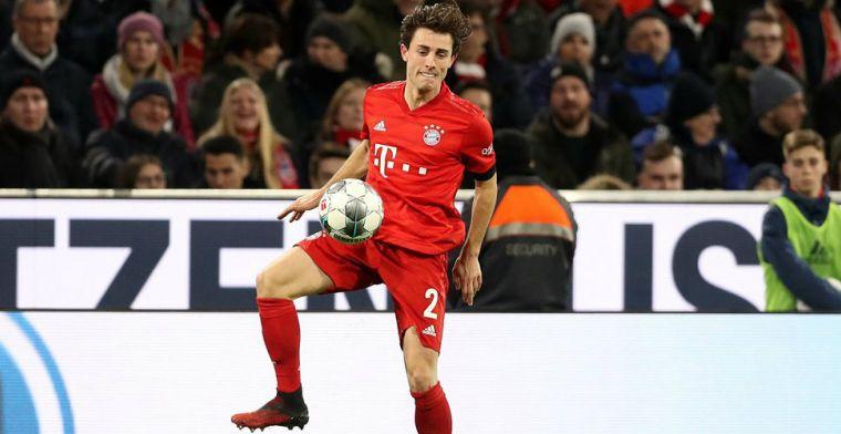 'Nieuws voor Dest: Bayern stuurt huurling na 80 minuten weer naar Real Madrid'