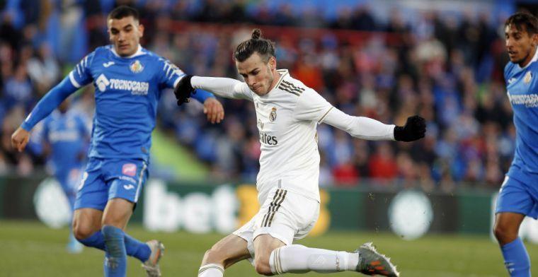 Bale positief over transferoptie: 'Zou iets kunnen zijn dat me interesseert'