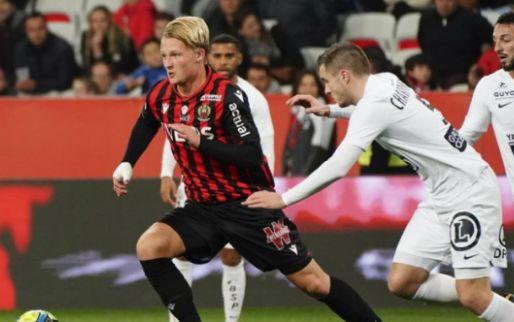 Afbeelding: Dolberg nu al genoemd bij andere clubs: 'Hij wil bij Nice blijven'
