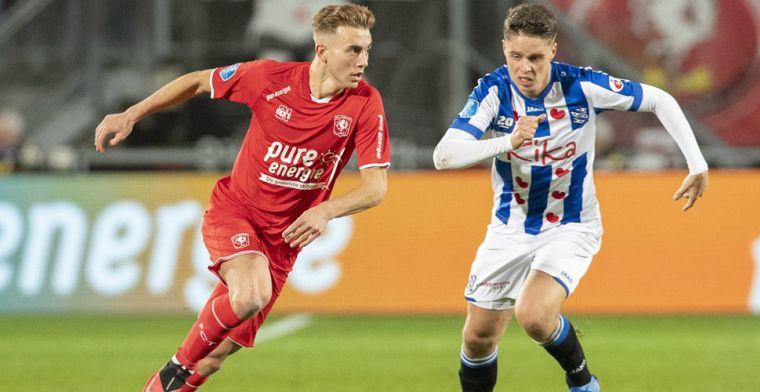 MD: Busquets mogelijk van Twente naar Bundesliga, vier clubs meldden zich al