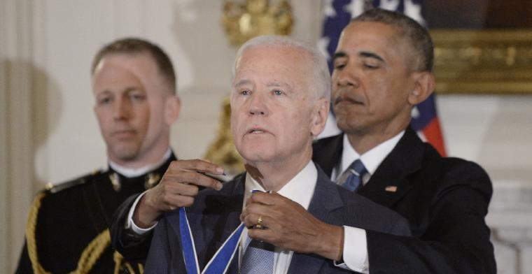 Biden dwingt Amerikaanse bond om salarissen gelijk te trekken