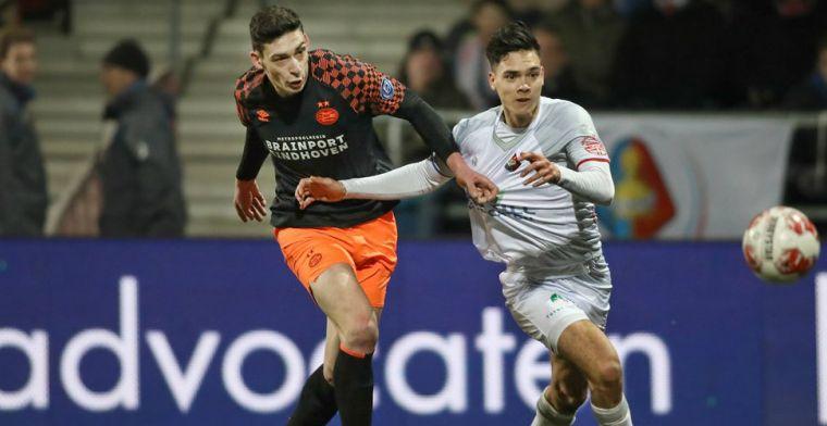 Omroep West: ADO scout transfervrij drietal in Eindhoven en Swansea