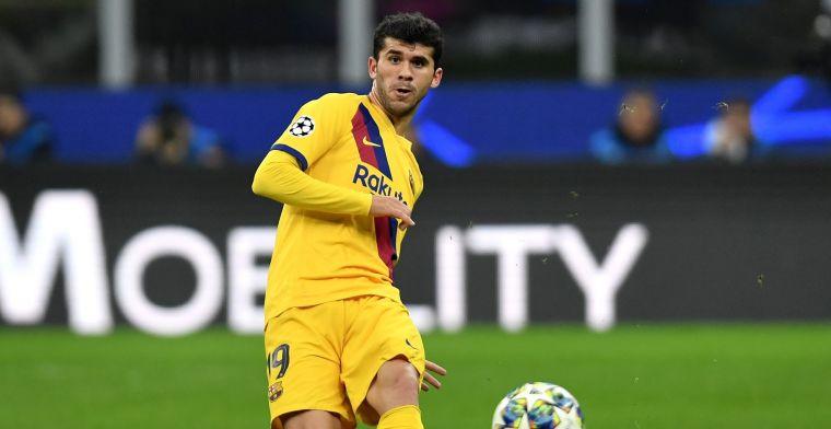 'Barcelona vaart 'nieuwe' koers en beloont Aleña en Puig volgend seizoen'