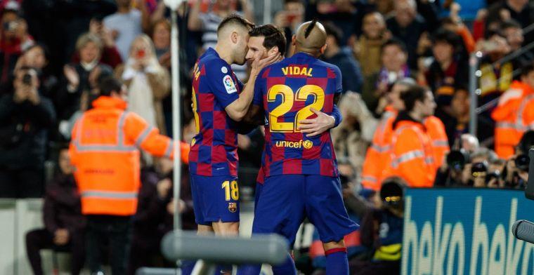 AS: Spanje gaat alle transferactiviteiten Barcelona en Atlético Madrid controleren