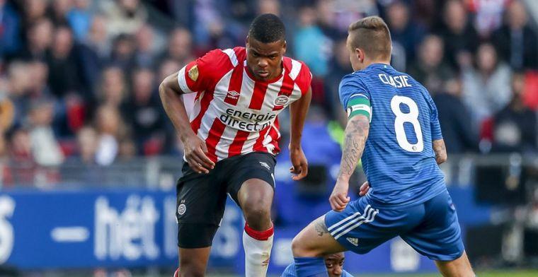 Clasie verkoos Feyenoord boven Ajax: 'Dacht dat ik hem als eerste in vizier had'