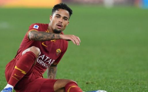 Afbeelding: 'Kluivert kan na twee jaar AS Roma binnenlandse transfer maken'