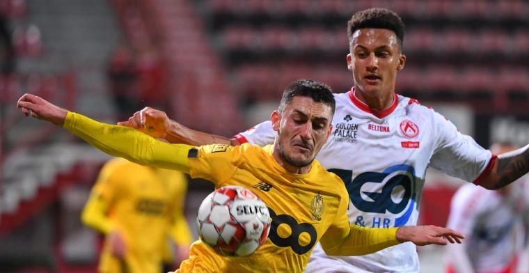 KV Kortrijk ziet basispion vertrekken: Wil dat bij Frankfurt tonen